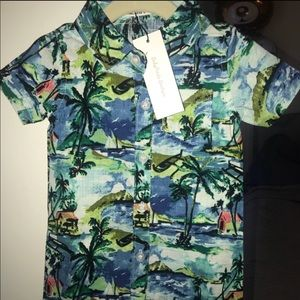 Other - NWT Boys Romper